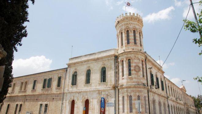 Картинки по запросу сергиевское подворье в иерусалиме