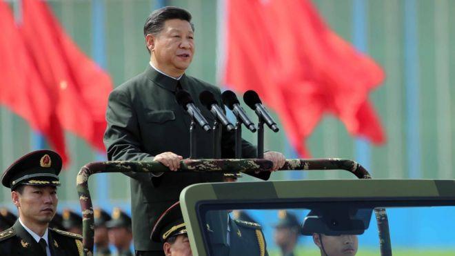 Chủ tịch Quân ủy Trung ương Tập Cận Bình