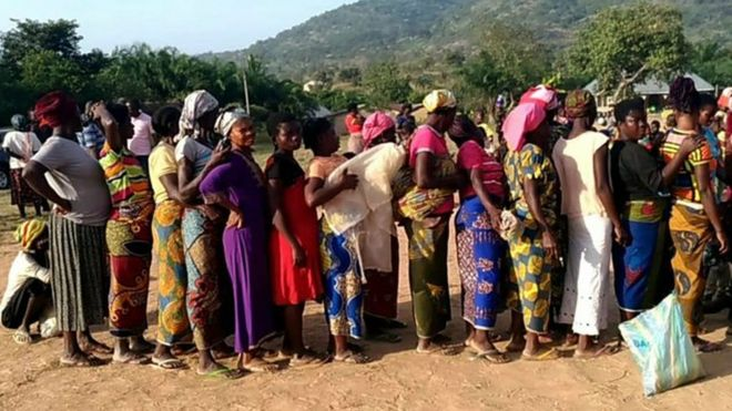Pus de 15.000 réfugiés camerounais au Nigeria