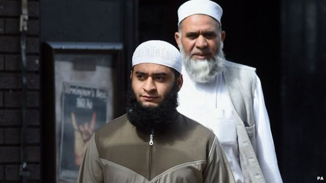 Mohammed Waqar and Mohammed Siddique