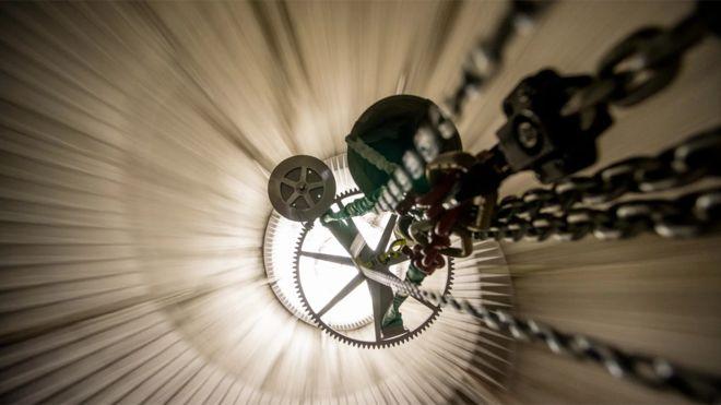 El reloj al que apuesta el fundador de Amazon, Jeff Bezos, para medir el tiempo durante 10 mil años