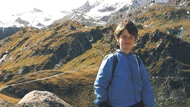 Mi hijo murió en 1994