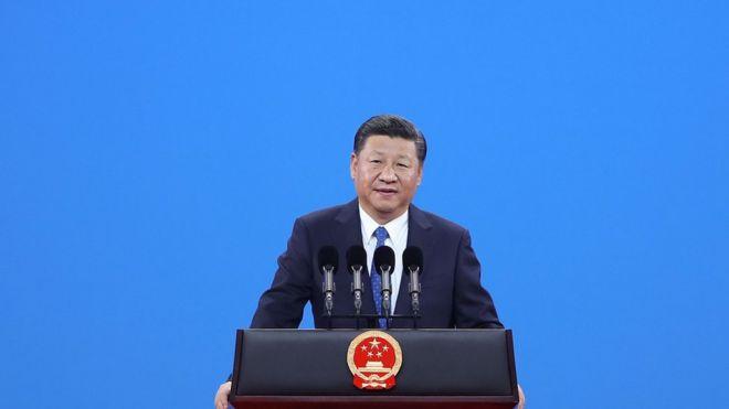 شی جینپینگ فلسفه سیاسی خود را ارائه میکند