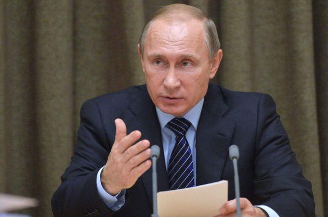 Vladimir Putin responde ante los misiles de Estados Unidos