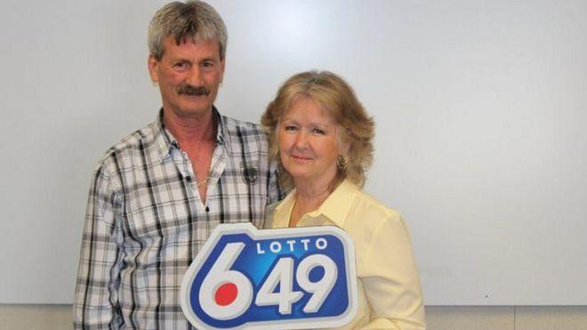 Оце так удача! Чоловік та дружина втретє виграли в лотерею і стали мільйонерами