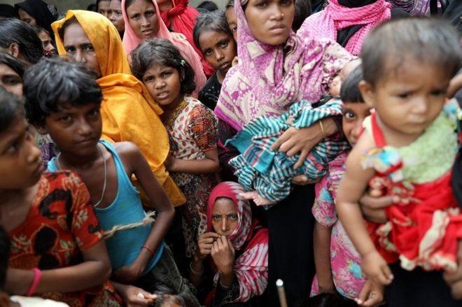 Hay'adda dhaqaatiirta aan xuduuda laheyn ee MSF Ayaa Sheegtay In Kumannaan qawmiyadda Rohingya ah bil gudaheed lagu dilay