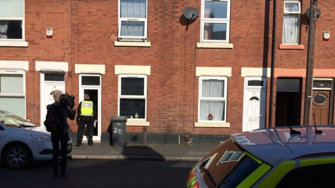 Six arrests after modern slavery raids in Derby BBC News