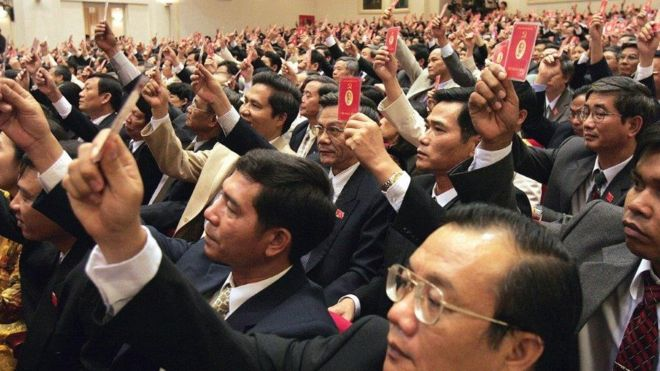 Kỷ luật các lãnh đạo cao nhất của Đảng Cộng sản Việt Nam là điều rất hiếm khi xảy ra