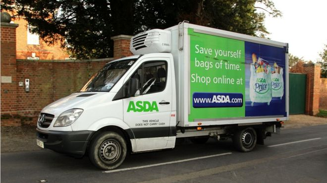 Image result for asda delivery