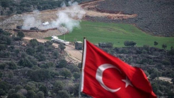 ادامه عملیات ترکیه در شمال غرب سوریه؛ تصرف تعداد زیادی روستا