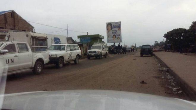 Wafungwa watoroka kutoka kituo cha polisi DRC