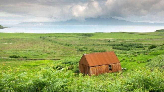 苏格兰小岛引领世界电力未来