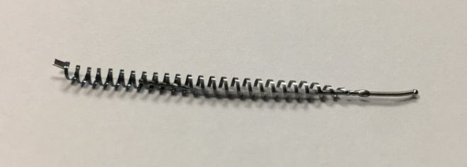 Essure coil implant