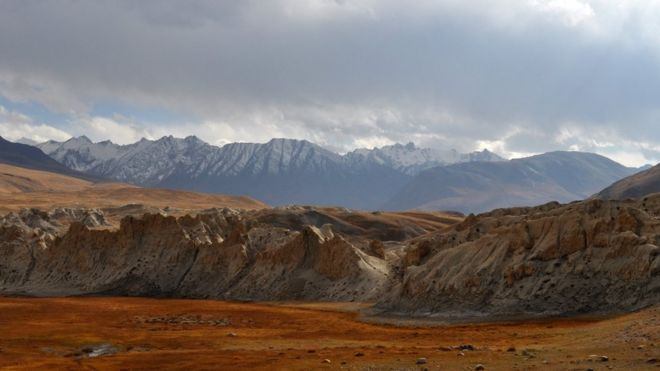 مناظر طبیعی افغانستان