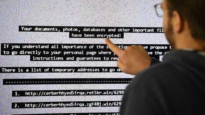 malware hacking encryption