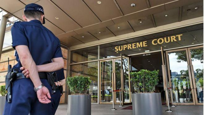 Tòa án Tối cao Singapore