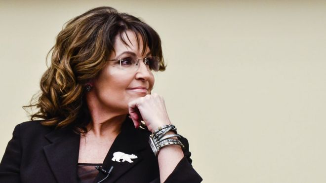 Sarah Palin Lawsuit Against The New York Times Rejected