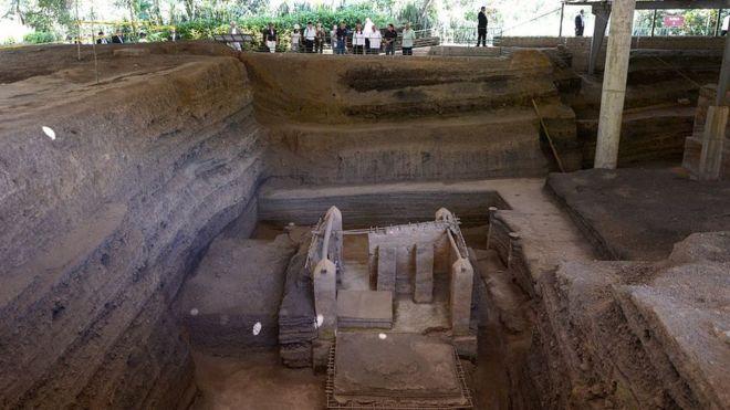 Yacimiento arqueológico Joya de Cerén.