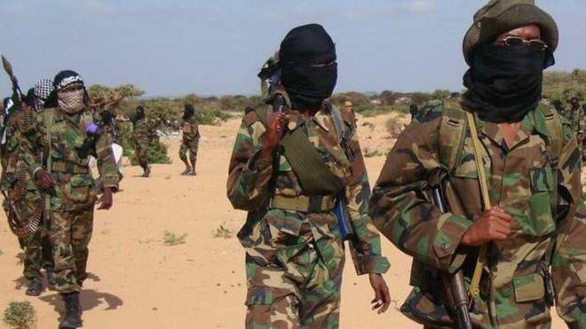 Wanamgambo wa kiislamu wanadhibiti maeneo kadhaa nchini Somalia