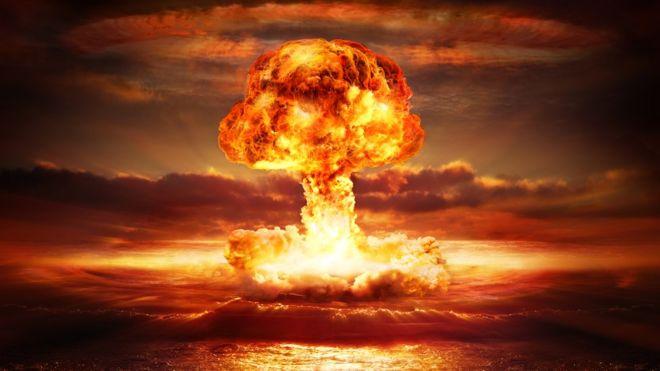 El Milin lanza la nuclear y nadie dice nada