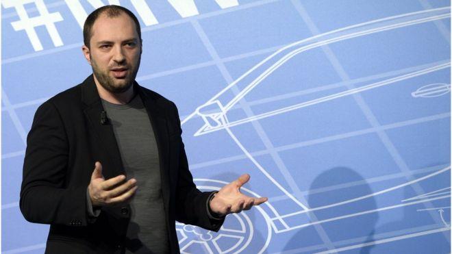 Jan Koum , WhatsApp co-founder