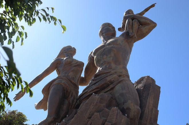 Monument de la Renaissance Africaine (Dakar)