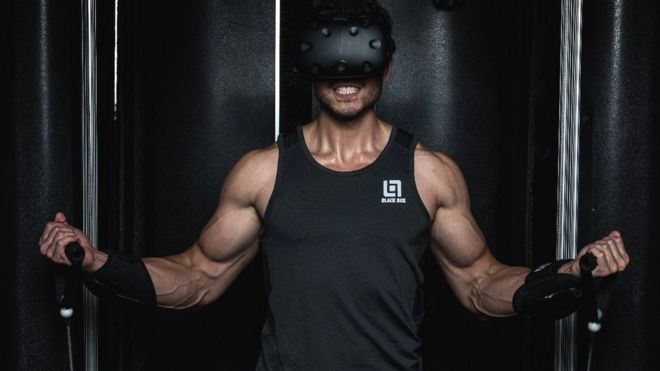 Image result for CES 2018: Black Box VR wants to make gamers fit