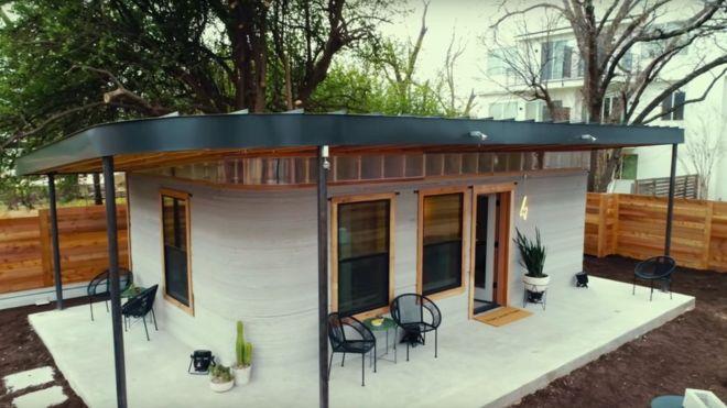 Дом строили 48 часов, он стоил 10 тысяч долларов