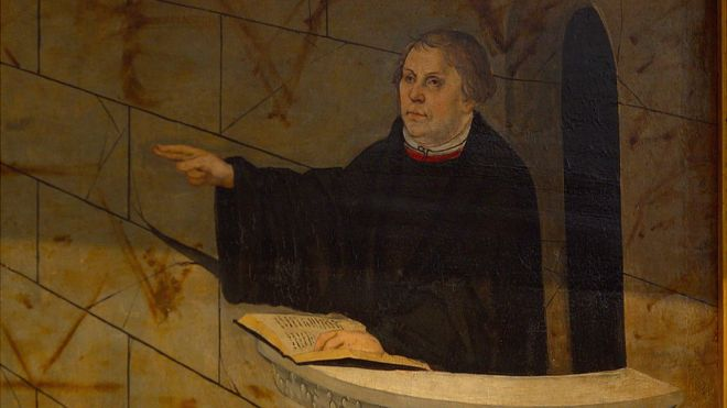 hamlet and the protestant reformation What was western europe like before the protestant reformation learn about  the influence of the catholic church and the issues that led a monk named martin .