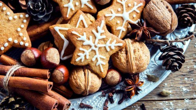 Comidas de Natal