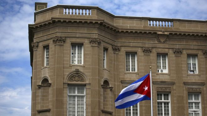 Ties threatened: USA to tell Cuba to remove most diplomats
