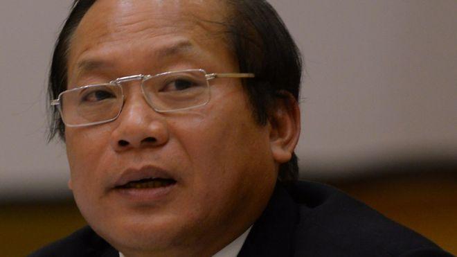 Ông Trương Minh Tuấn hiện là Bộ trưởng Thông tin và Truyền thông Việt Nam
