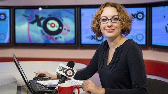 Российскую журналистку Фельгенгауэр выписали из больницы