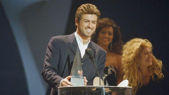 George Michael em 1989