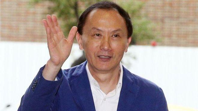 64歲的台北市議員李新突然墜樓過世,他自1998年起擔任議員。(資料圖片)
