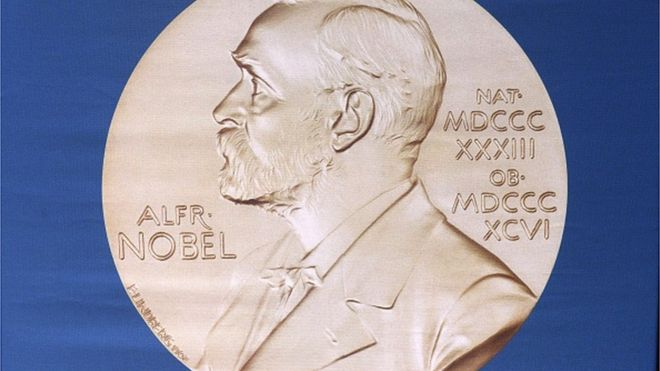 нобелівська медаль