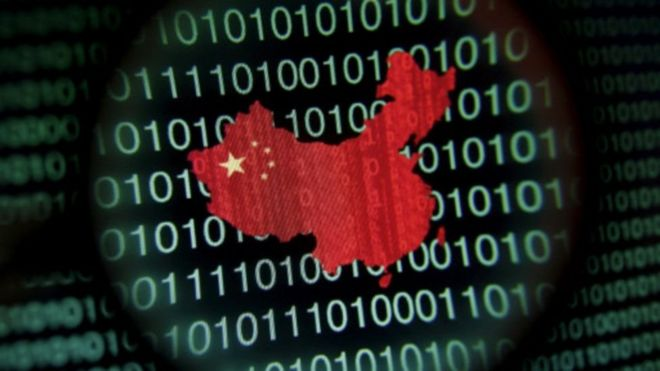China, cyber security