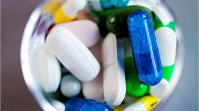 File picture of pills