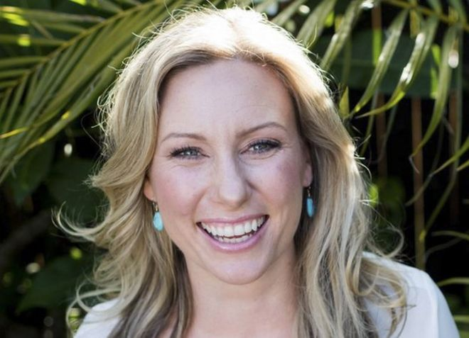 An undated photo of Justine Damond from her personal website.