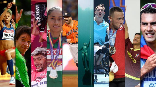 ¿Quién es para ti el mejor deportista latinoamericano de 2017?