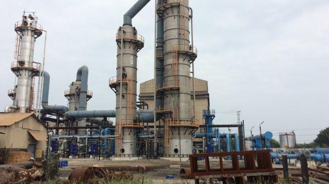 A zero-emissions plant to make soda ash