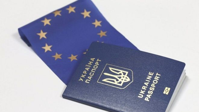 паспорт, ЄС