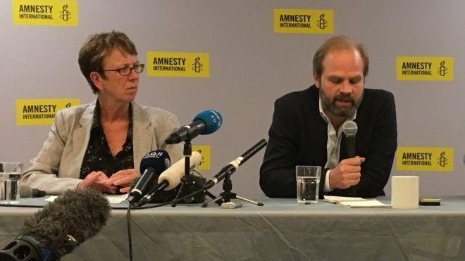 Uluslararası Af Örgütü: Türkiye kırmızı çizgiyi aştı, rejim artık saygın değil