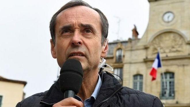 Французский мэр оштрафован за слова об избытке мусульманских детей