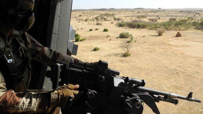 El escondite del yihadismo que cruza África y preocupa cada vez más a Europa