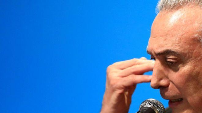 O presidente Michel Temer parte para uma nova missão no Congresso