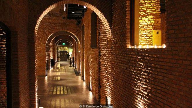 Bảo tàng El Zanjón de Granados chính là lối đi dẫn vào một số đường hầm của Buenos Aires