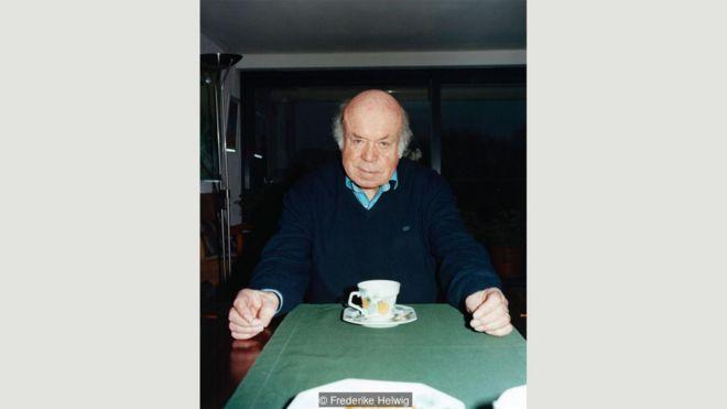 Вернер родился в 1936-м