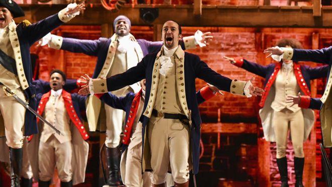Hamilton tickets New York City, Broadway
