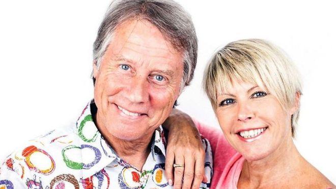 Tony Wadsworth y Julie Wadsworth